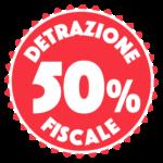 Detrazione 50